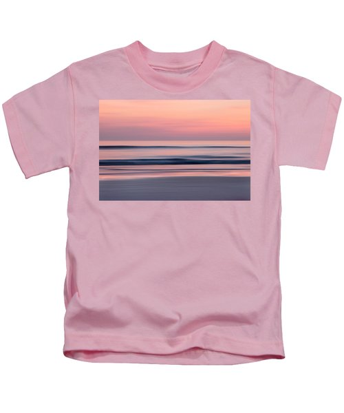 Predawn Surf I Kids T-Shirt