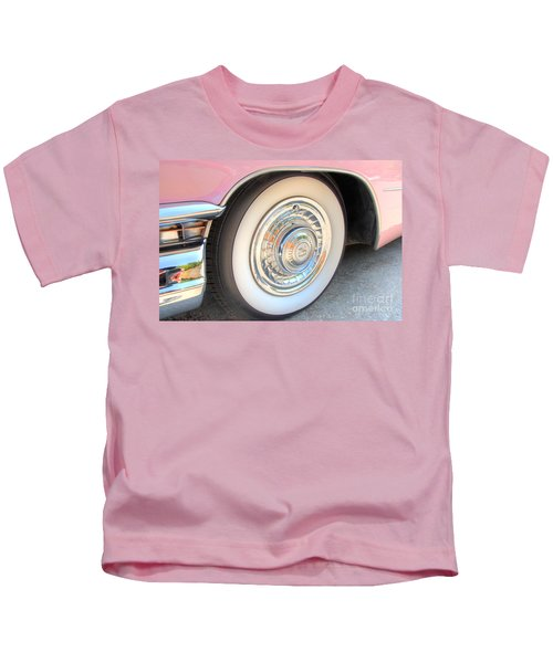 Pretty In Pink Kids T-Shirt