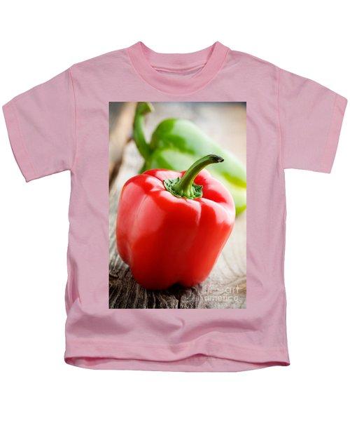 Red Pepper Kids T-Shirt