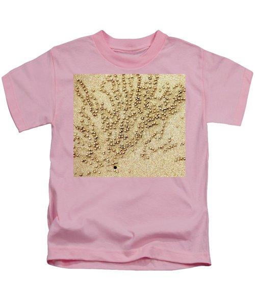 Sand Crabs Kids T-Shirt