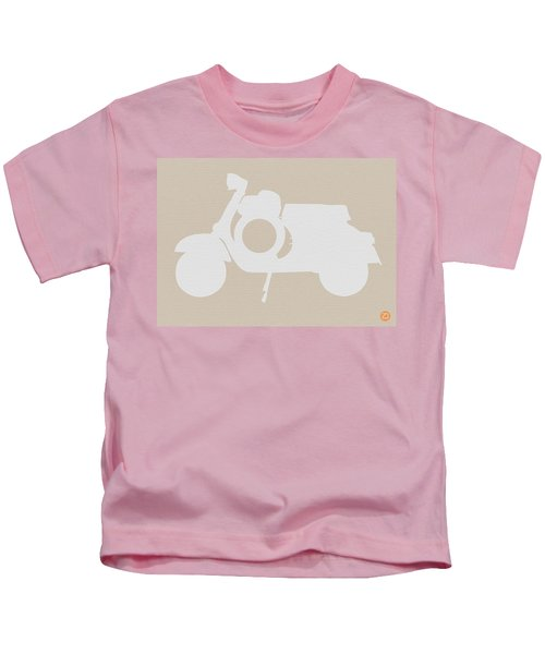 Scooter Brown Poster Kids T-Shirt