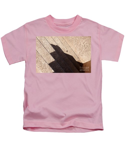 Shadow Stair Kids T-Shirt
