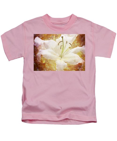 Sparkling Lily Kids T-Shirt
