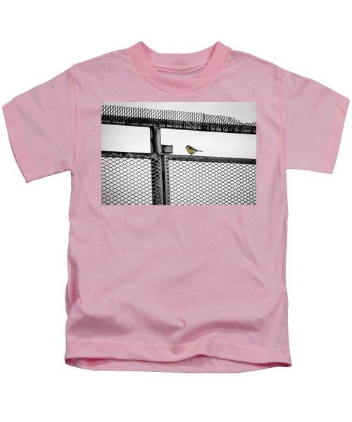The Great Tit Kids T-Shirt
