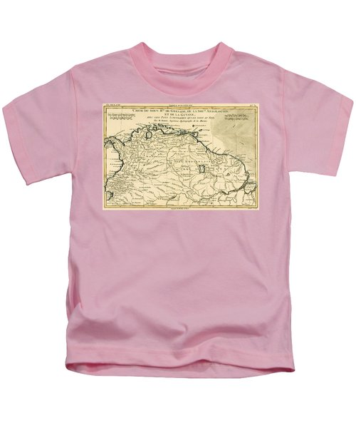 The New Kingdoms Of Grenada Kids T-Shirt