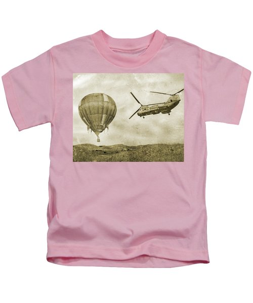 Tortoise And The Hare Kids T-Shirt