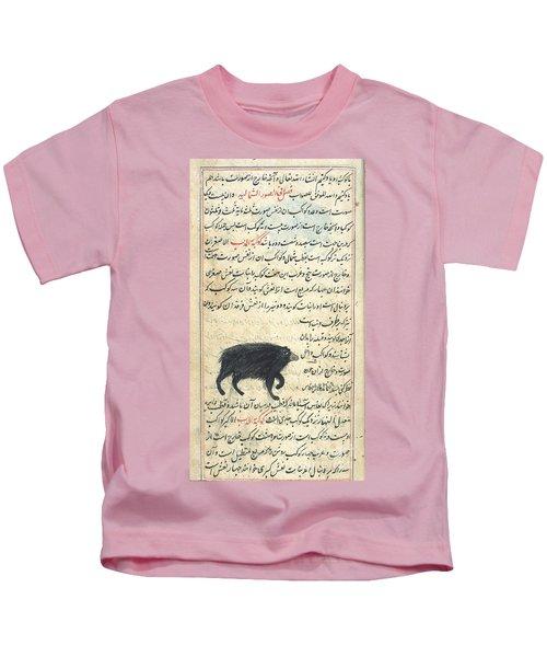 Ursa Minor, 17th Century Kids T-Shirt
