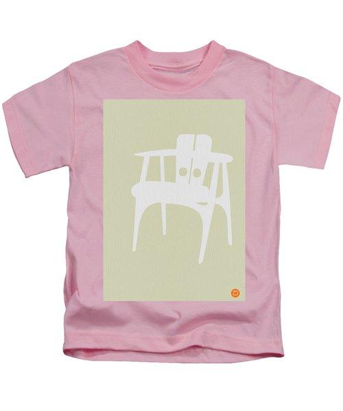 Wooden Chair Kids T-Shirt