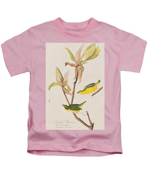 Kentucky Warbler Kids T-Shirt