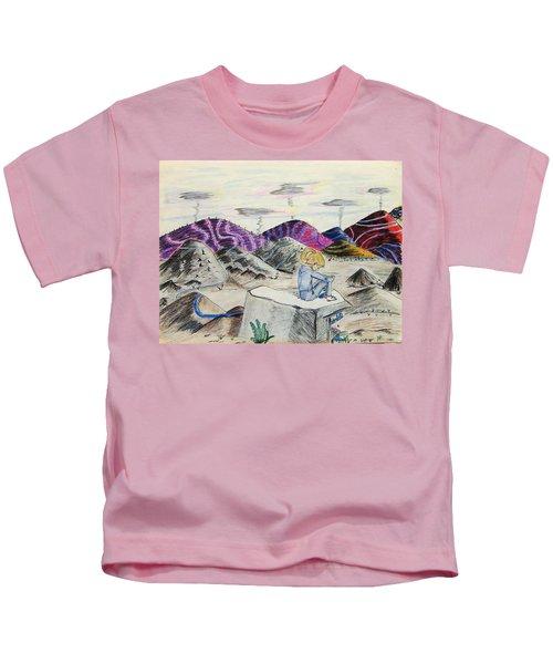 Lost Childhood Kids T-Shirt