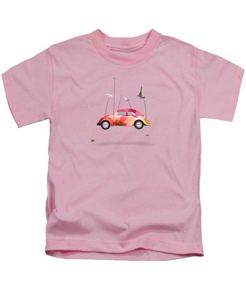 Suriale Cars  Kids T-Shirt