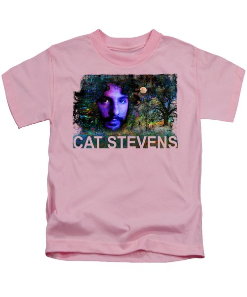 Cat Stevens Kids T-Shirt