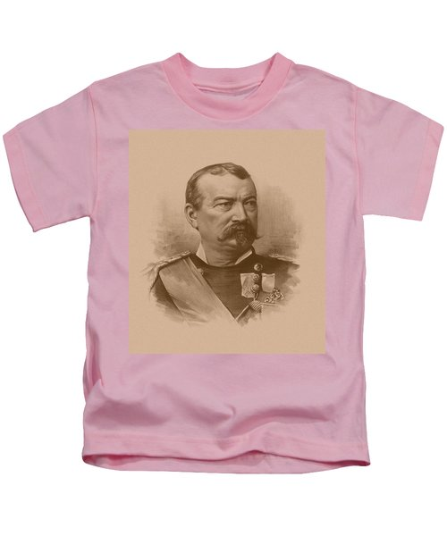 General Philip Sheridan Kids T-Shirt