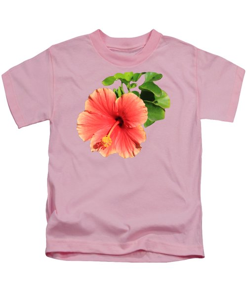 Hibiscus Kids T-Shirt