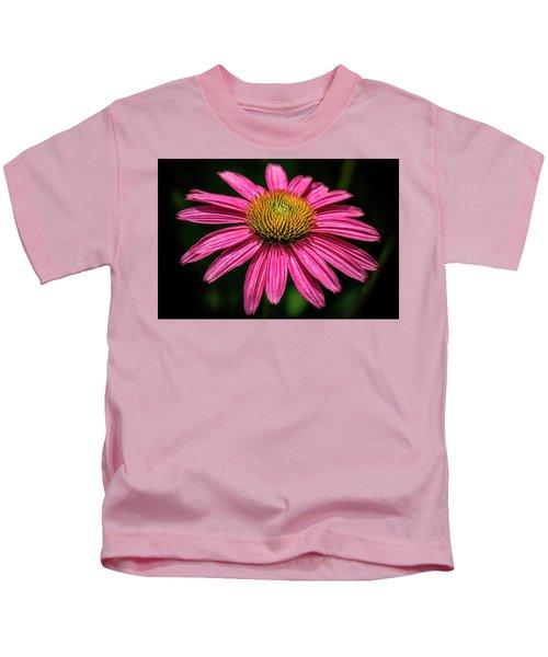 Hot Pink  Kids T-Shirt