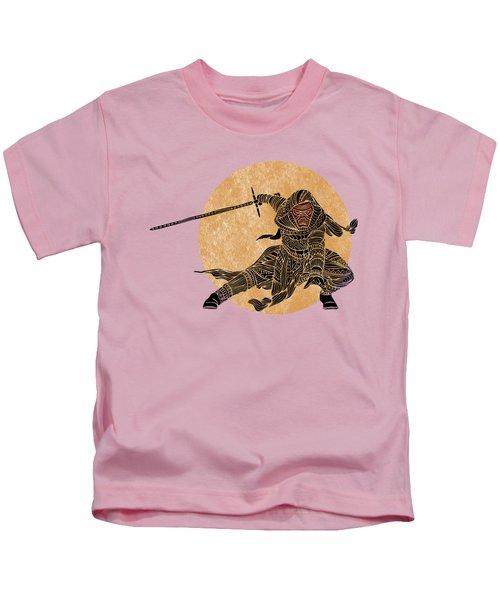 Kylo Ren - Star Wars Art Kids T-Shirt