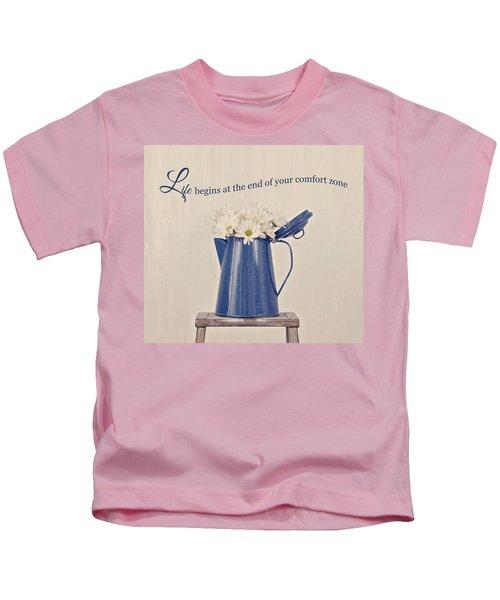 Comfort Zone Kids T-Shirt