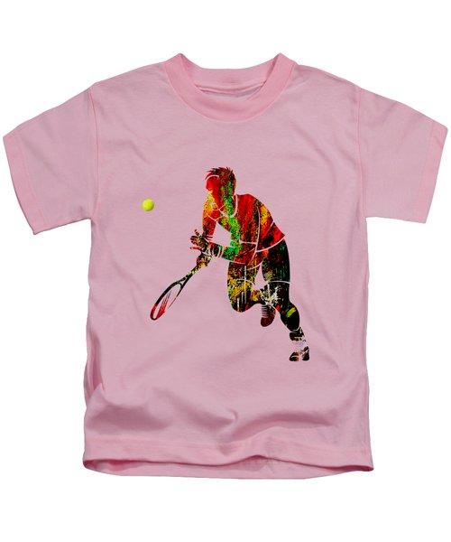 Mens Tennis Collection Kids T-Shirt