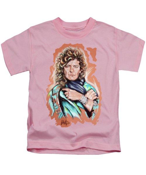 Robert Plant Kids T-Shirt