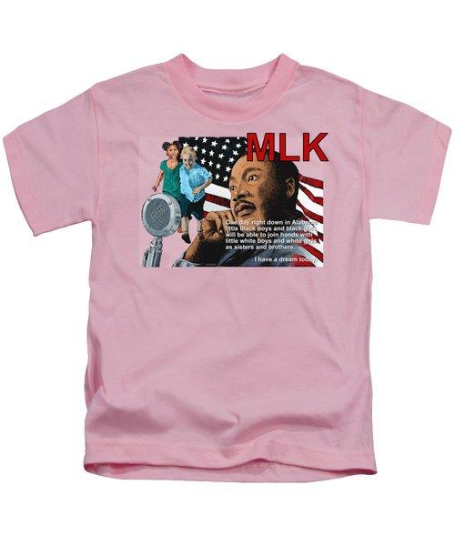 The Dream Speech Kids T-Shirt