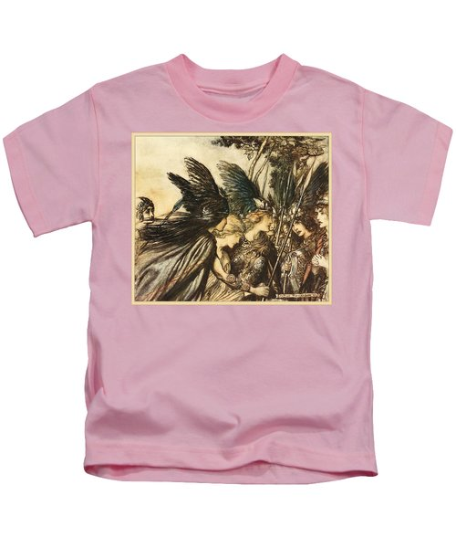 The Valkyrie Kids T-Shirt