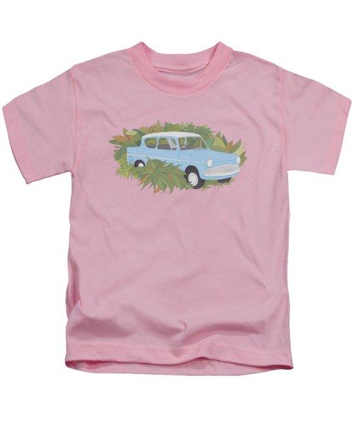 Time Machine Kids T-Shirt