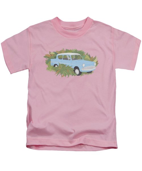 Time Machine Kids T-Shirt