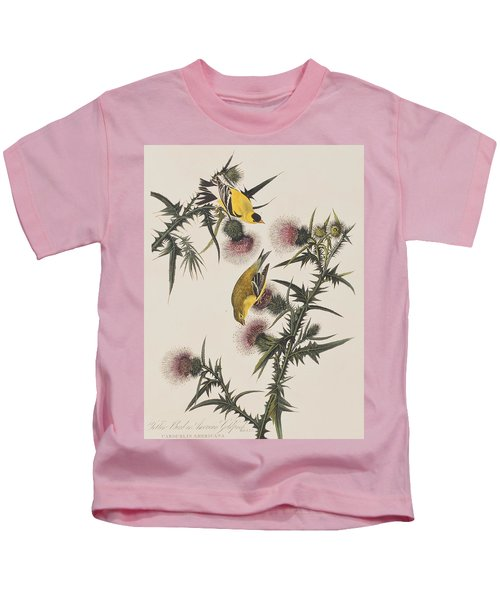 American Goldfinch Kids T-Shirt