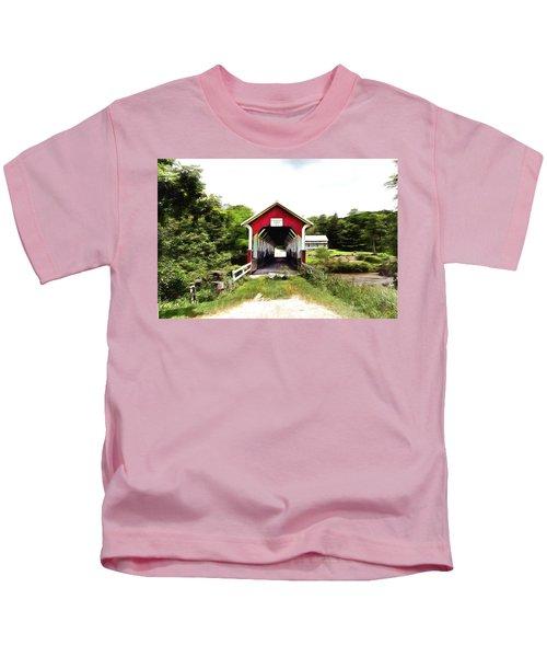 Barronvale Bridge Kids T-Shirt
