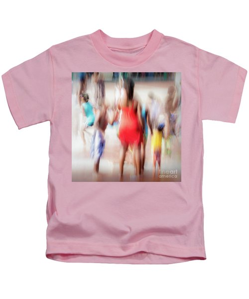 Cooling Off Kids T-Shirt
