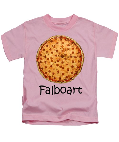 The Big Ass New York Pizza Kids T-Shirt