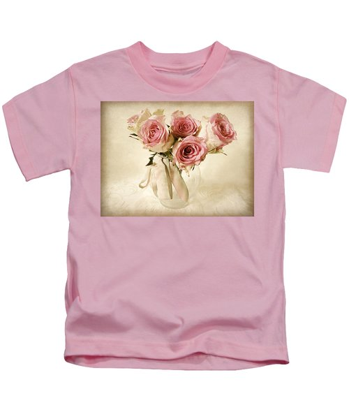 Vintage Bouquet Kids T-Shirt