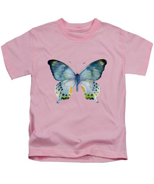 68 Laglaizei Butterfly Kids T-Shirt by Amy Kirkpatrick