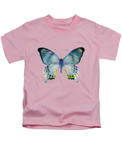 68 Laglaizei Butterfly Kids T-Shirt