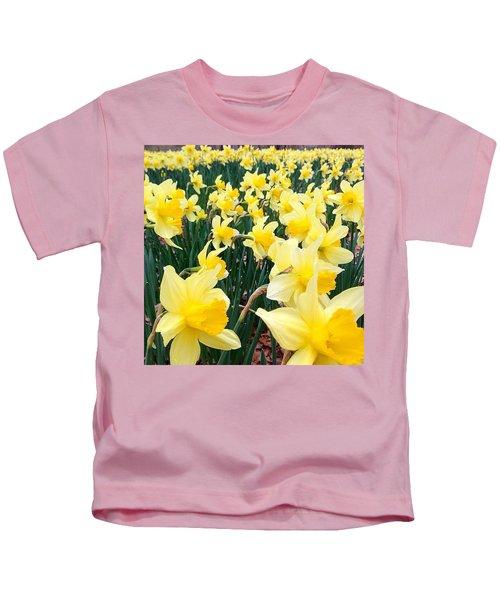 Angeline's Garden  Kids T-Shirt