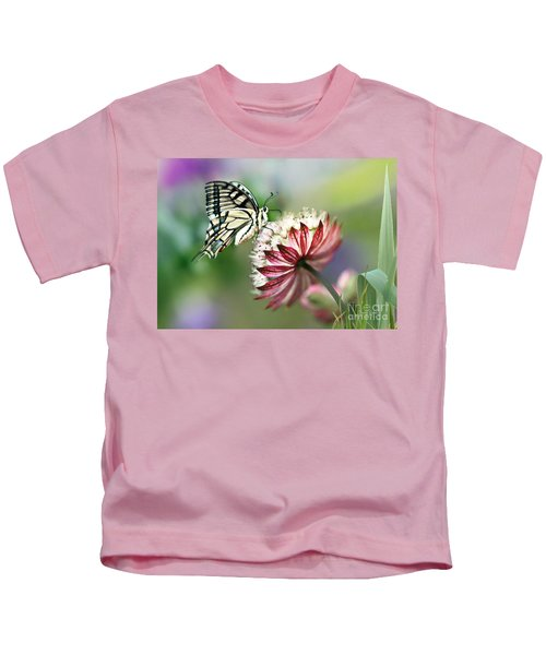A Delicate Touch Kids T-Shirt