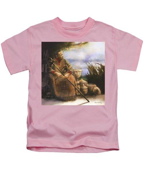 A Fundi's Wisdom Kids T-Shirt