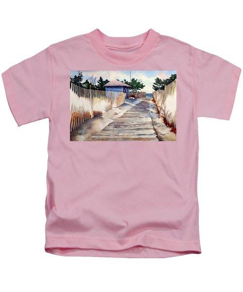 After The Boys Of Summer Kids T-Shirt