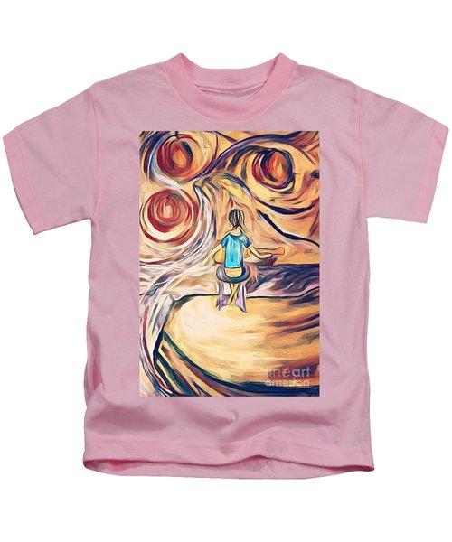 All Around Me Kids T-Shirt