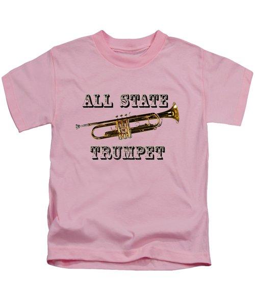 All State Trumpet Kids T-Shirt