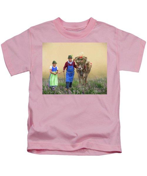 Almabtrieb Kids T-Shirt