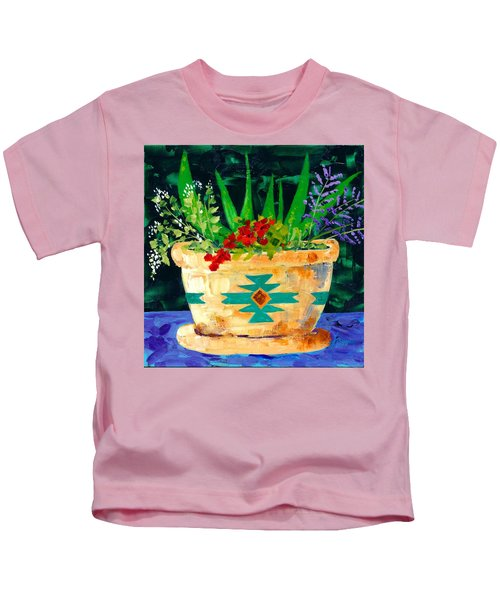 Aloe Vera And Friends  Kids T-Shirt