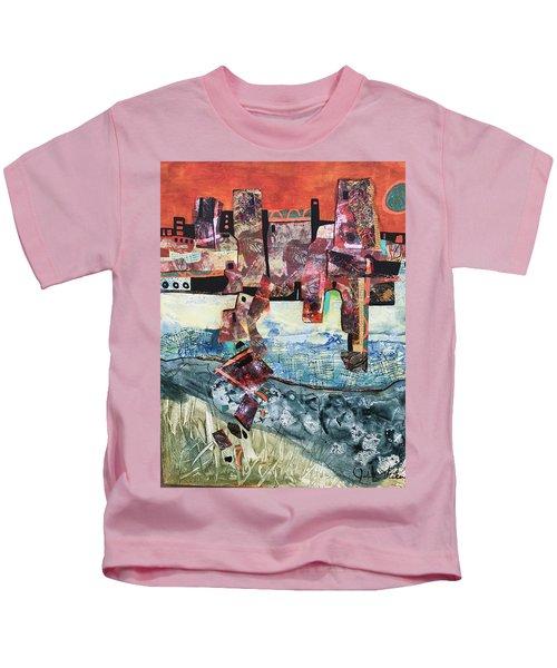 Amazing Places Kids T-Shirt