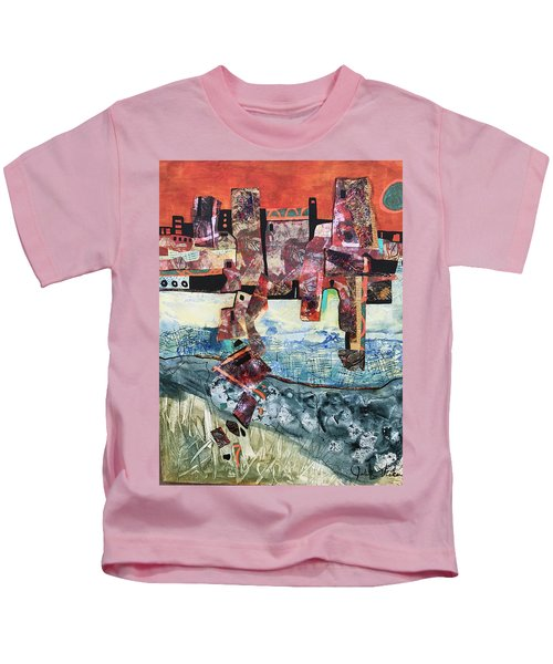 Amazing Places Kids T-Shirt