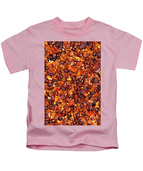 Amber #7960 Kids T-Shirt