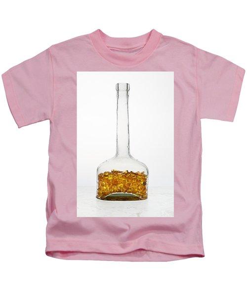 Amber #8198 Kids T-Shirt