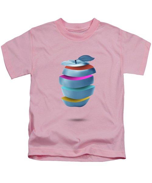 new York  apple Kids T-Shirt