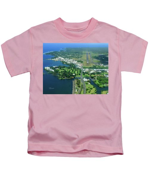 Approach Into Ito Kids T-Shirt