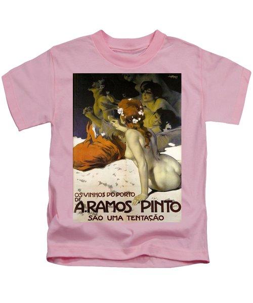 A.ramos Pinto Kids T-Shirt