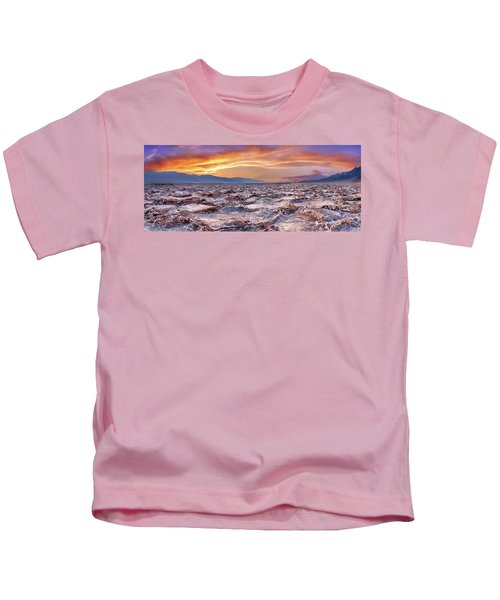 Arid Delight Kids T-Shirt by Az Jackson